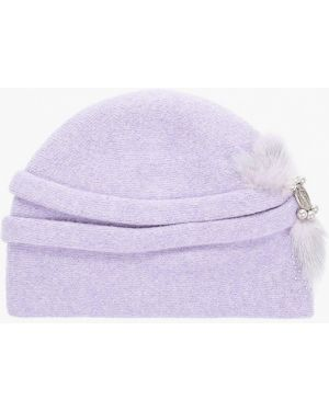 Шапка осенняя фиолетовый Ferz
