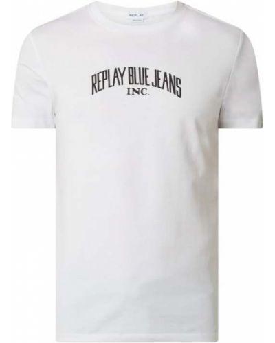 T-shirt bawełniany Replay
