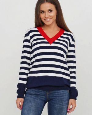 Синий свитер Campione