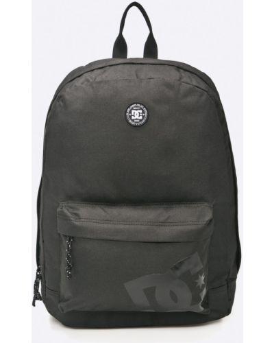 Черный рюкзак Dc