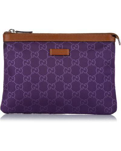 Kopertówka - fioletowa Gucci Vintage