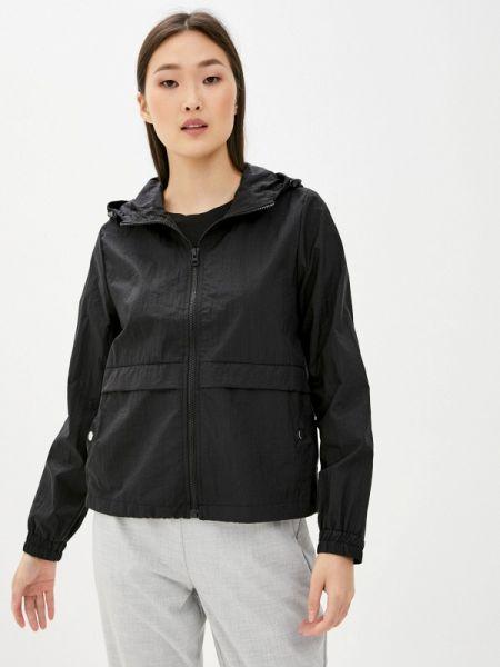 Куртка черная весенняя Defacto