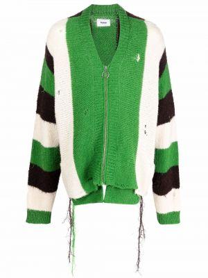 Biały sweter bawełniany Doublet