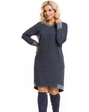 Повседневное платье лапша платье-сарафан Novita