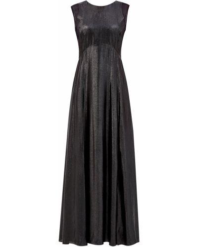 Шифоновое вечернее платье - черное Lorena Antoniazzi