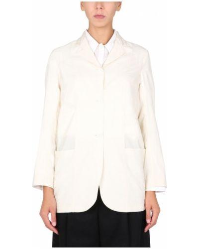 Biała kurtka Lemaire