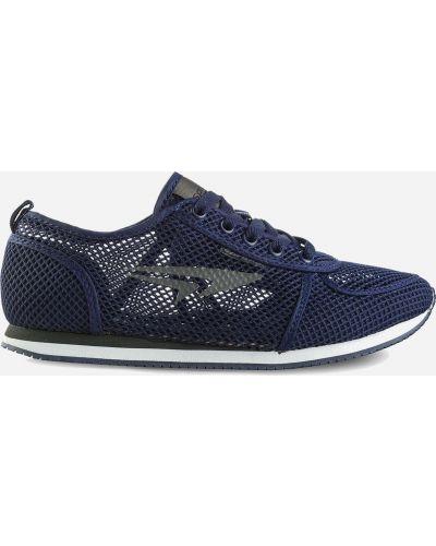 Спортивные кроссовки - синие Sprandi