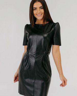 Платье - черное Vsv