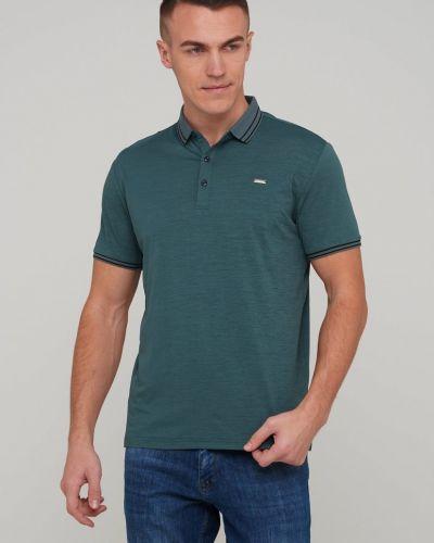Зеленое поло Trend Collection