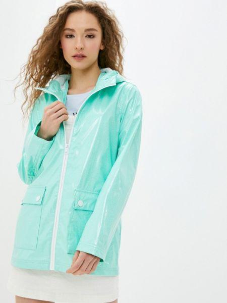 Куртка весенняя бирюзовый Brave Soul
