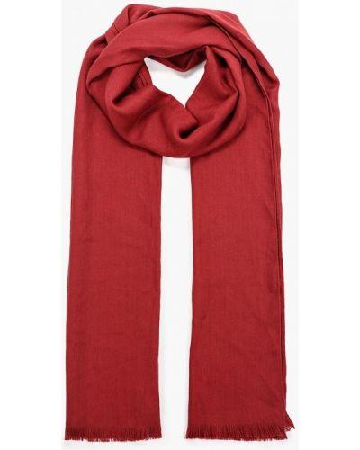 Шарф бордовый красный Marks & Spencer