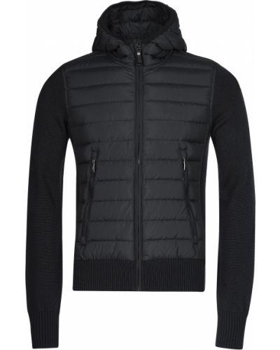 Шерстяная куртка - черная Parajumpers