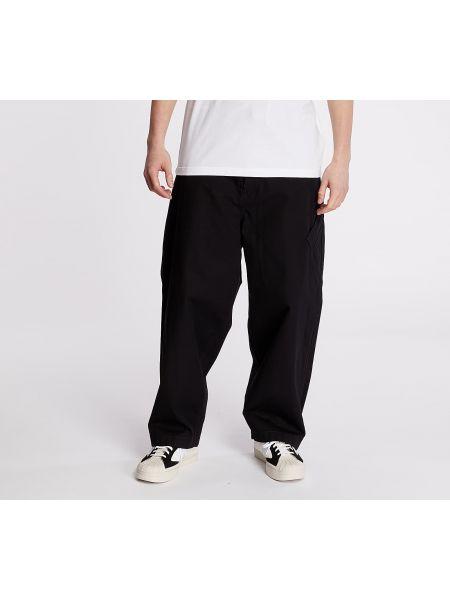 Черные широкие джинсы свободного кроя Y-3