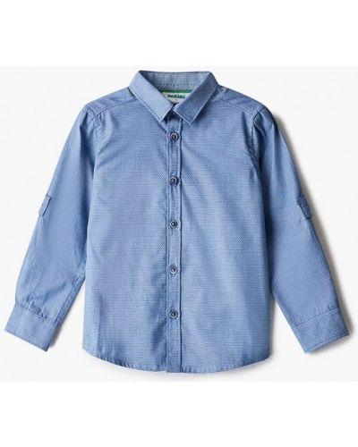 Синяя рубашка Acoola