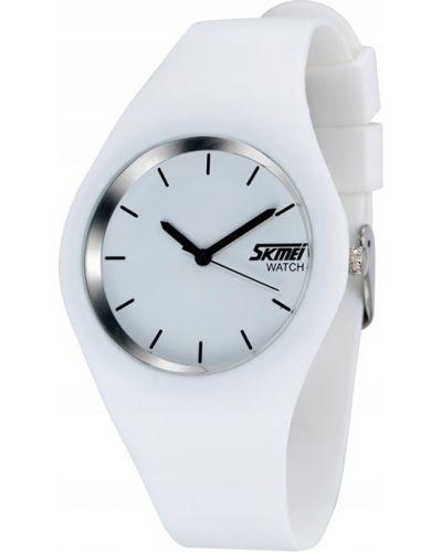 Czarny zegarek sportowy silikon Skmei