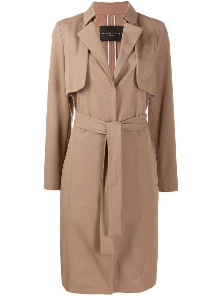 Пальто на кнопках пальто Fabiana Filippi