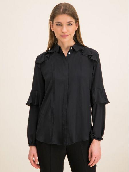 Czarna bluzka Iblues