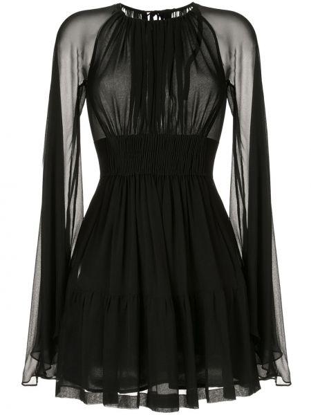 Платье мини макси шелковое Kitx