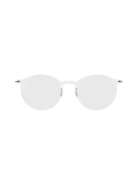 Białe okulary Lindbergh