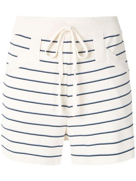 Белые шорты Egrey