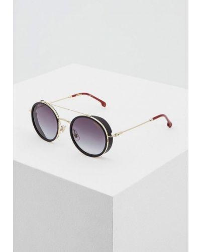 Солнцезащитные очки круглые Carrera