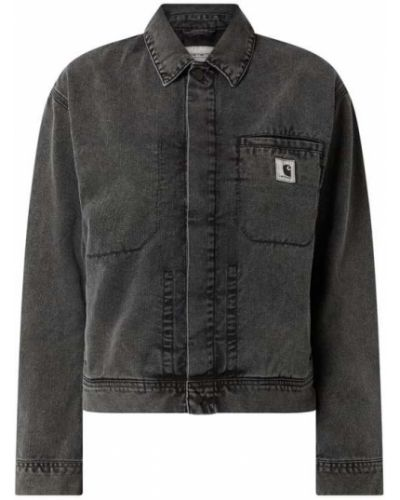 Bluza z kołnierzem - czarna Carhartt Work In Progress