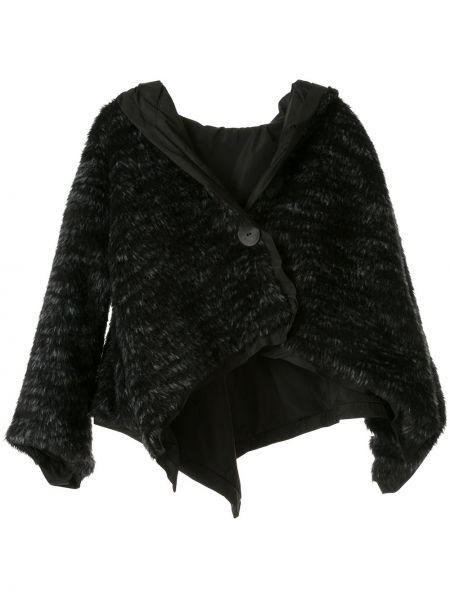 Куртка из альпаки - черная Taylor