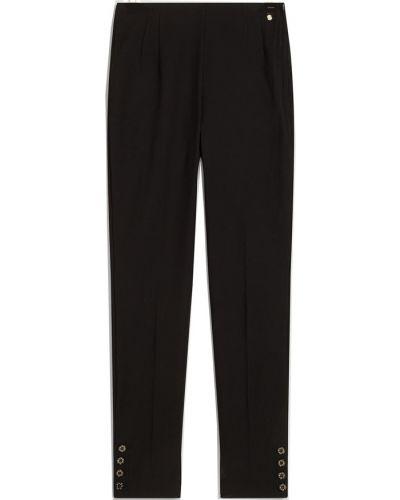 Czarne spodnie Josh V