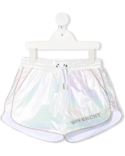 Spodenki sportowe - białe Givenchy