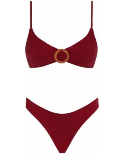 Czerwony bikini Zimmermann