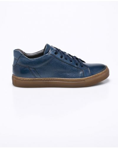 Синие кроссовки Domeno