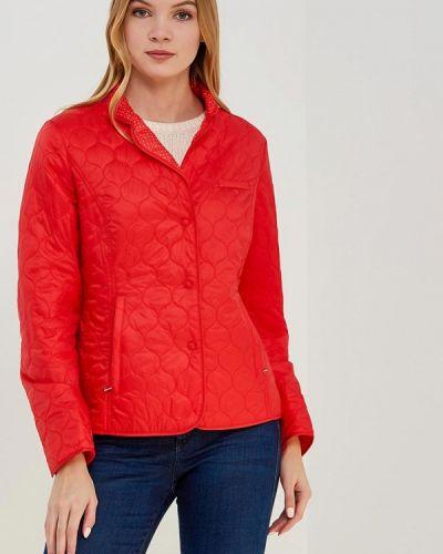 Красная утепленная куртка Betty Barclay