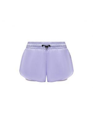 Шорты из полиэстера - фиолетовые Koral