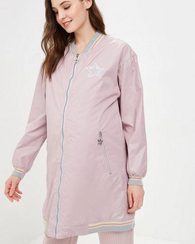 Куртка - розовая мамуля красотуля ..в ожидании чуда