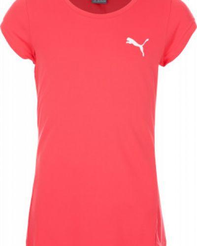 Спортивная футболка прямая для фитнеса Puma