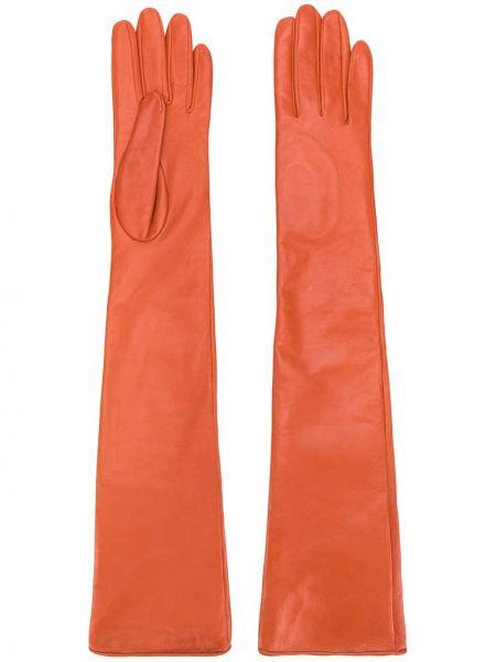 Перчатки длинные классические Manokhi