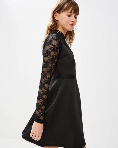 Вечернее платье осеннее Lost Ink.