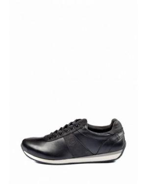 Кожаные кроссовки - черные My Day