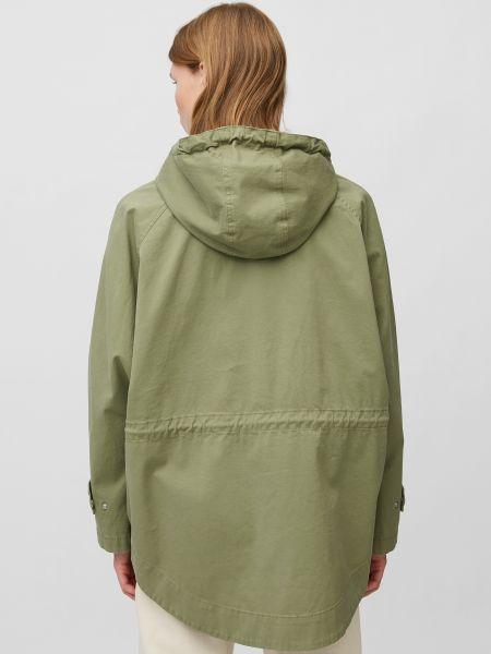 Облегченная зеленая куртка Marc O'polo