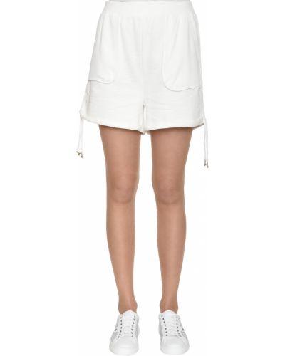 Белые шорты Patrizia Pepe