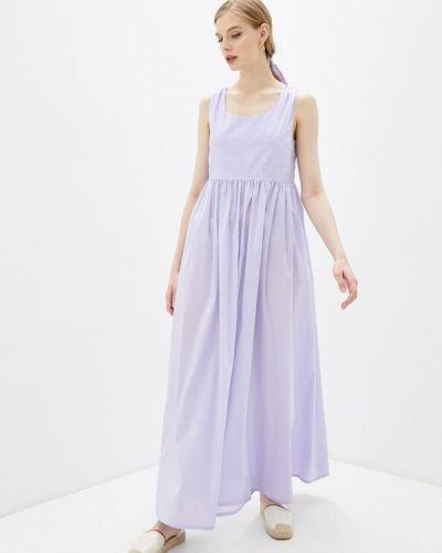 Платье - фиолетовое Aelite
