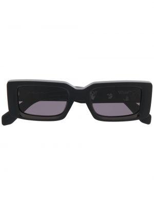 Солнцезащитные очки - белые Off-white