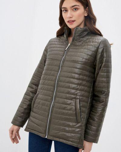 Утепленная куртка - зеленая очаровательная адель
