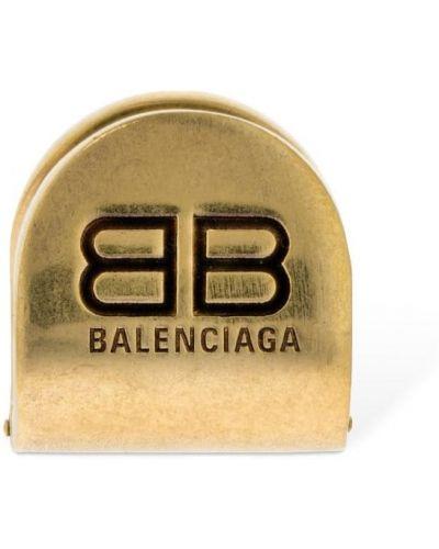 Кафф - золотые Balenciaga