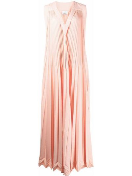 Платье макси - розовое 3.1 Phillip Lim