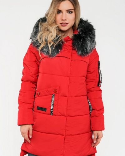 Зимняя куртка осенняя утепленная Modniy Oazis