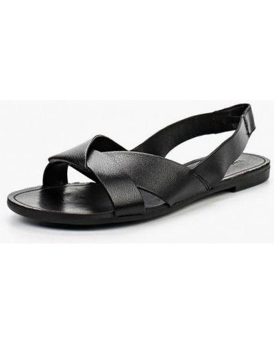 Черные сандалии Vagabond