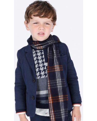 Классический пиджак на пуговицах с подкладкой из вискозы Mayoral