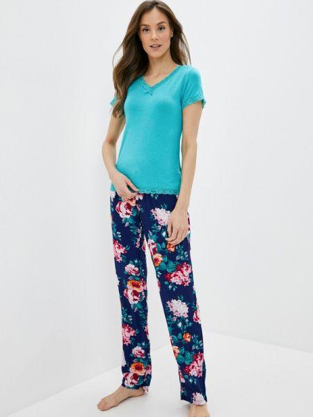 Пижама - синяя Infinity Lingerie
