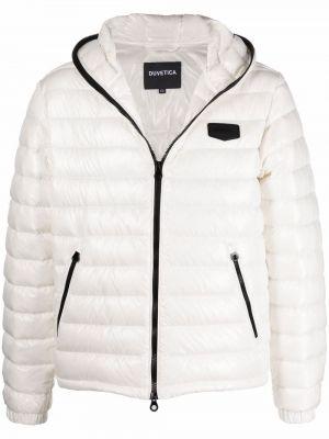 Дутая куртка - белая Duvetica